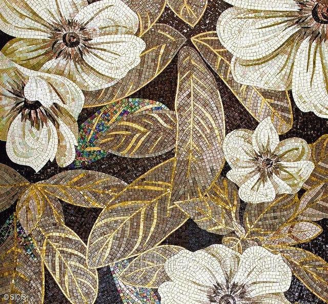 колка из мозаики